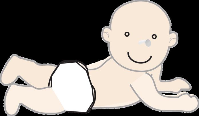 cacca verde neonato